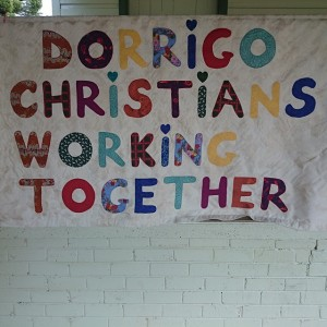 Dorrigo Christians working together